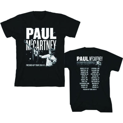 T 2018 - Paul McCartney - T