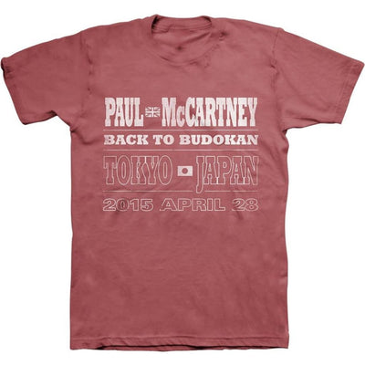 T 2015 Paul McCartney - T