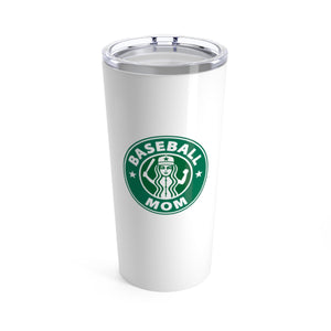 Baseball Mom Tumbler 20oz