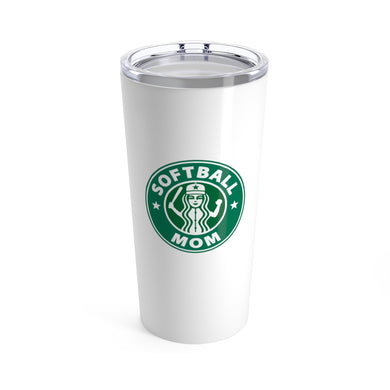Softball Mom Tumbler 20oz