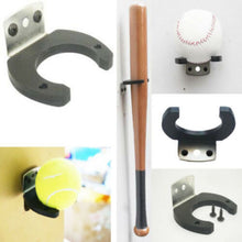 Load image into Gallery viewer, Baseball Bat Wall Mount Holder