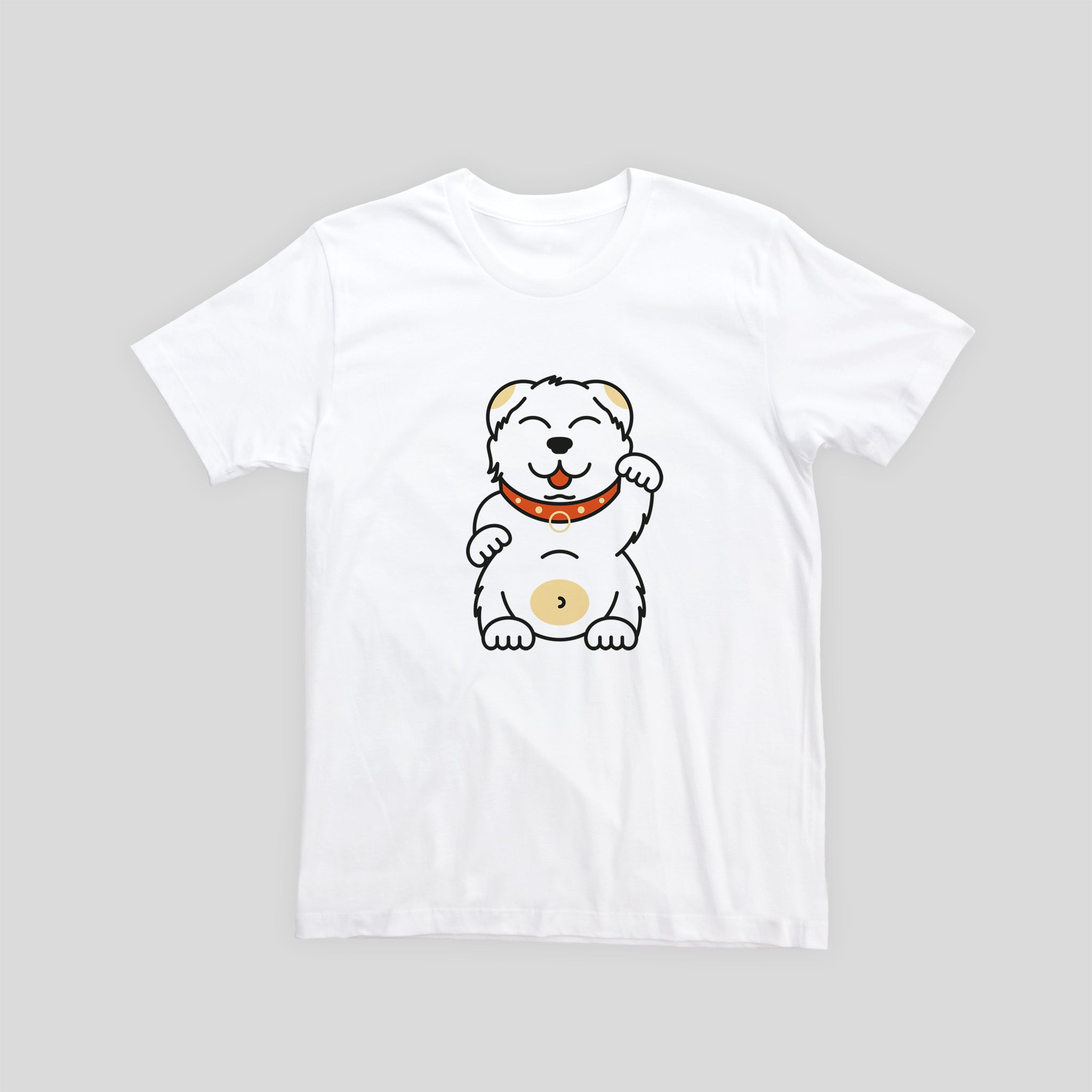 Waving Friend - Kids T-shirt