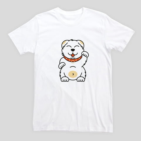 Waving Friend - Mens T-shirt