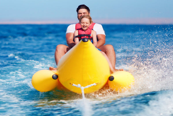 Banana Boat Rides 11:00 AM – 12:00 PM (Friday - Jan 4)