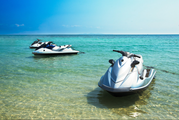 Jet Ski 11:00 AM – 12:00 PM (Friday - Jan 4)