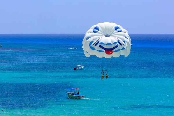 Parasailing 2:00 PM – 4:00 PM (Friday - Jan 4)