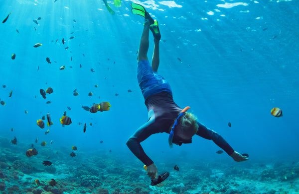 Snorkelling 10:00 AM – 12:00 PM (Friday - Jan 4)