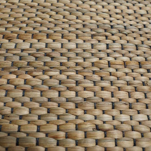 Water Hyacinth 350 x 250cm(Rope/Edge Black Color) - Roxy Rugs Thailand