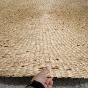 Load image into Gallery viewer, Water Hyacinth Rug 200cm - Roxy Rugs Thailand