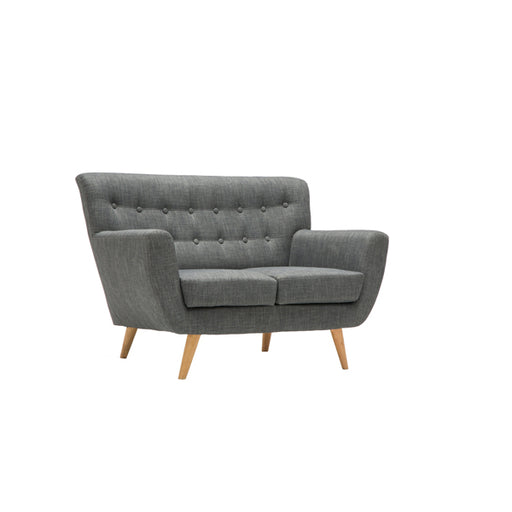 Birlea Loft 2 Seater Sofa Grey