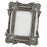 Hill Antique Silver Coloured Rectangular Photo Frame