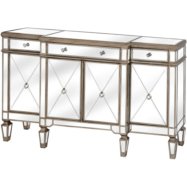 Hill The Belfry Collection Mirrored Sideboard