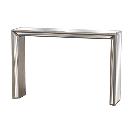Hill Augustus Mirrored Console Table