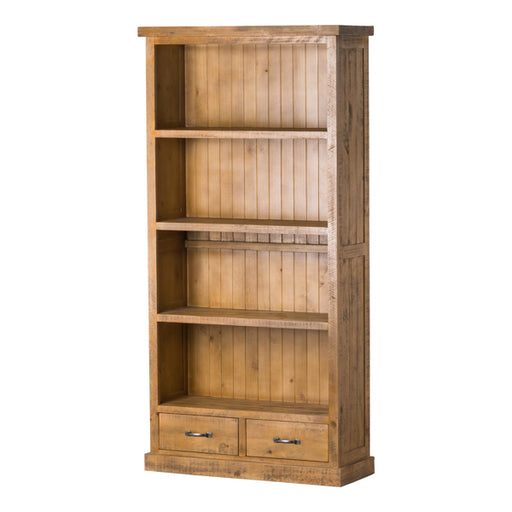 Hill The Deanery Collection Two Drawer Bookcase