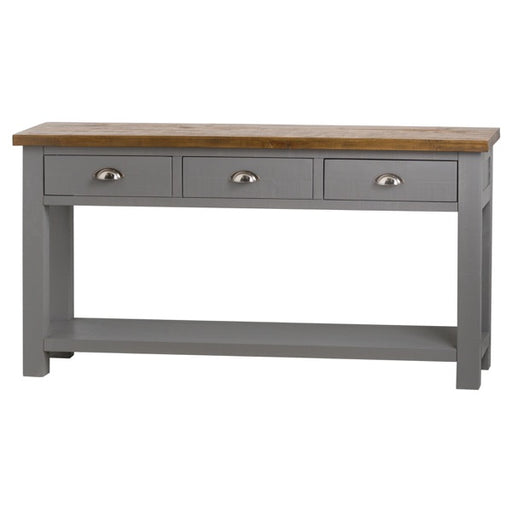 Hill The Byland Collection Three Drawer Console