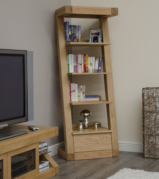 Homestyle Z 1 Drawer Narrow Bookcase