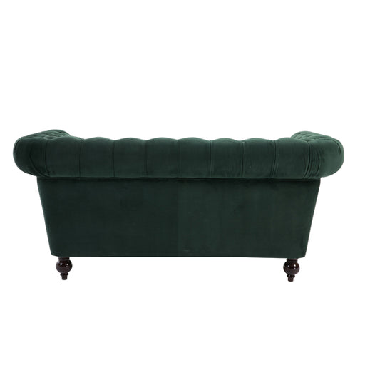 Birlea Chester 2 Seater Sofa Green