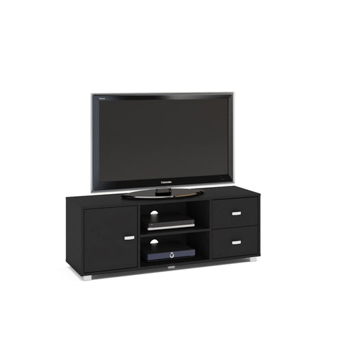 Birlea Covent Tv Unit Black