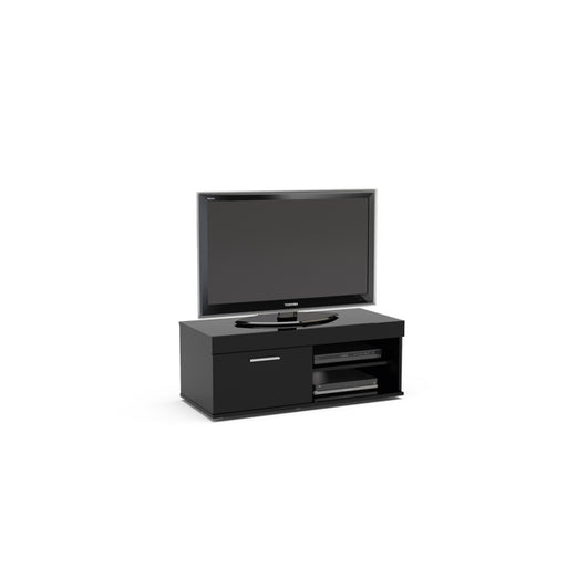 Birlea Edgeware Small Tv Unit Black