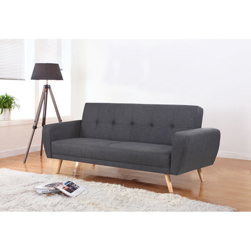Birlea Farrow Large Sofa Bed Grey