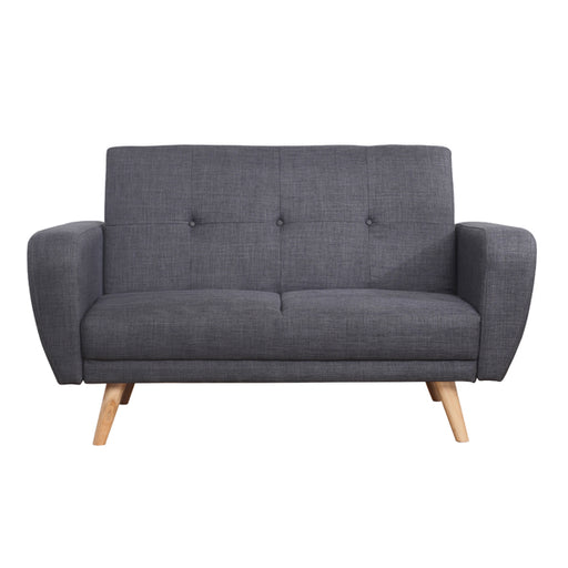 Birlea Farrow Medium Sofa Bed Grey