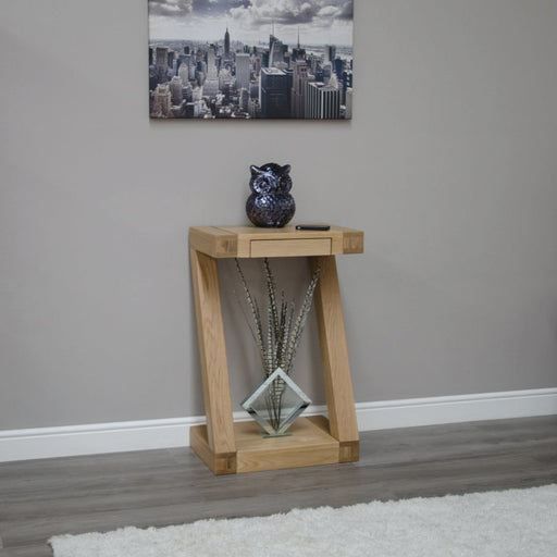Homestyle Z Small Console Table