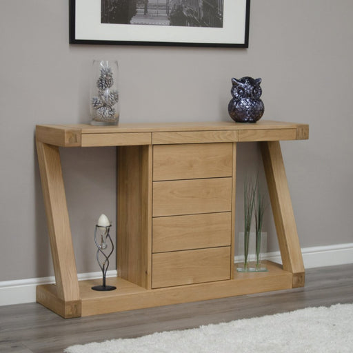 Homestyle Z Wide Console with Drawers