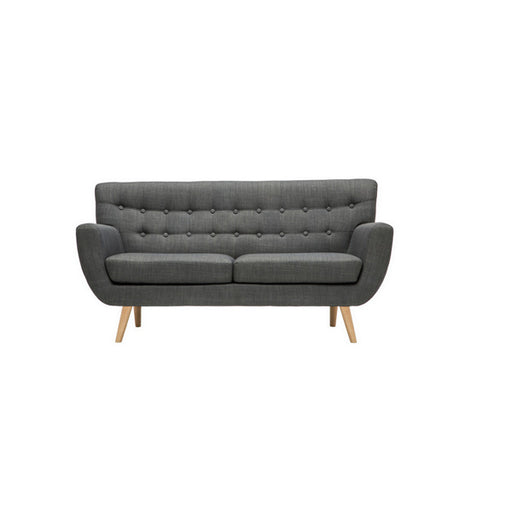Birlea Loft 3 Seater Sofa Grey