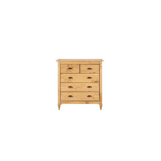 Birlea Pembroke 3 + 2 Drawer Chest Pine