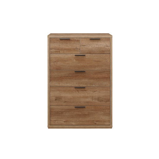Birlea Stockwell 4 + 2 Chest Rustic Oak Effect