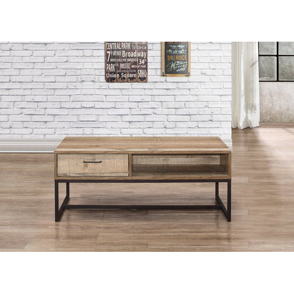 Birlea Urban 1 Drawer Coffee Table Rustic