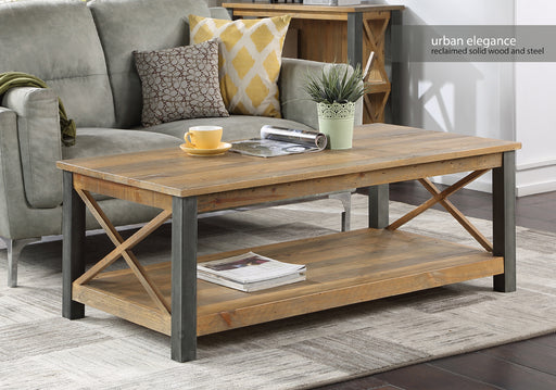 Baumhaus Urban Elegance - Reclaimed Extra Large Coffee Table