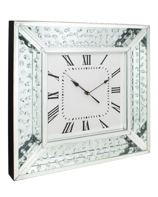 Alena Mirror Wall Clock