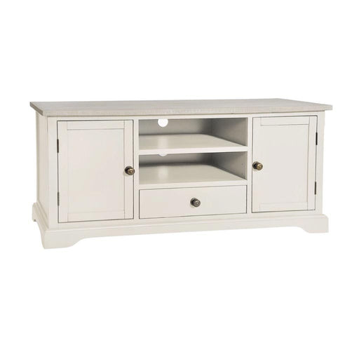 Rowico Dania French Ivory Tv Cabinet