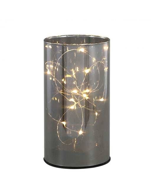 Small Decorative Cylinder With LED Lights
