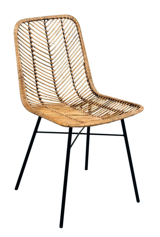 Anya  Dining Chair - Honey