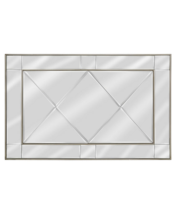 Bella Gold Wall Mirror