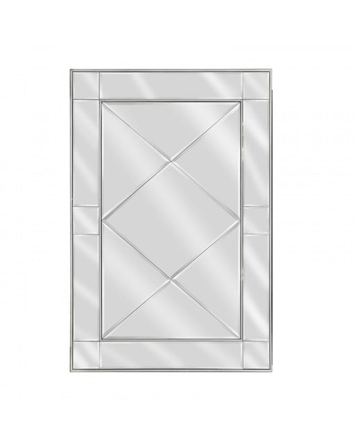 Bella Wall Mirror Silver