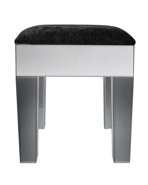 Otto Mirror Smoked Stool