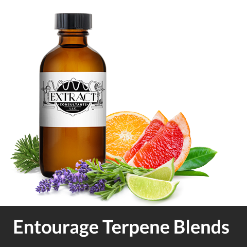 Entourage Terpene Blends