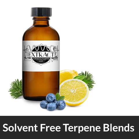 Solvent Free Terpene Blends