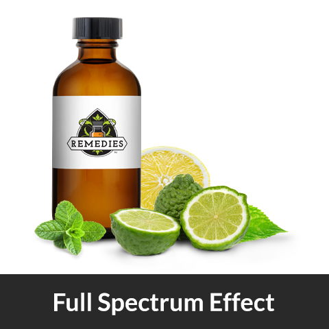 Remedies Full Spectrum Essential Oil Effect Blends