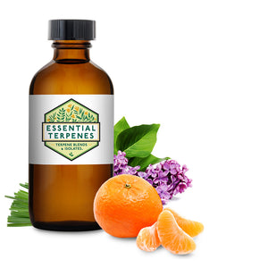 Clementine Solvent Free Terpene Blend