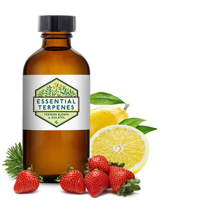 Strawberry Lemonade Solvent Free Terpene Blend