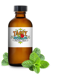 Natural Peppermint Flavor - MCT