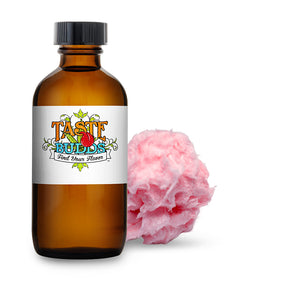 Natural Pink Cotton Candy Flavor - MCT