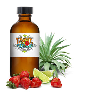 Natural Strawberry Margarita Flavor - MCT