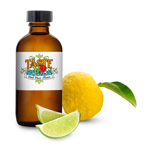 Natural Sweet Lime Citron Zest Flavor - MCT