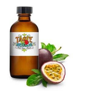 Natural Tropical Passion Fruit Flavor - MCT