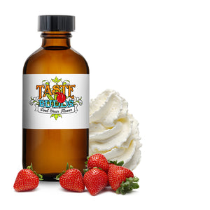 Strawberries & Cream Flavor - PG